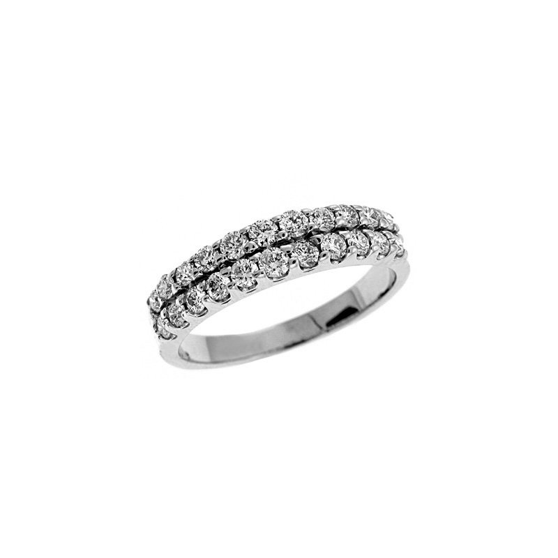 S. Kashi & Sons Bridal Diamond Prong Set Band