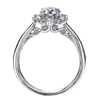 Maple Leaf Diamonds™ Wind's Embrace™ Ladies Engagement Ring