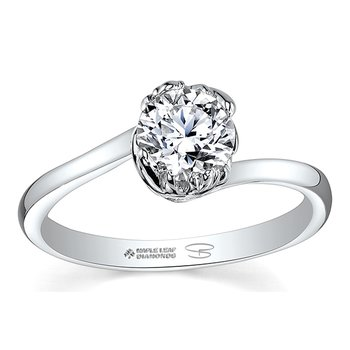 Maple Leaf Diamond, Seasons™ by Shelly Purdy, Ladies Solitaire