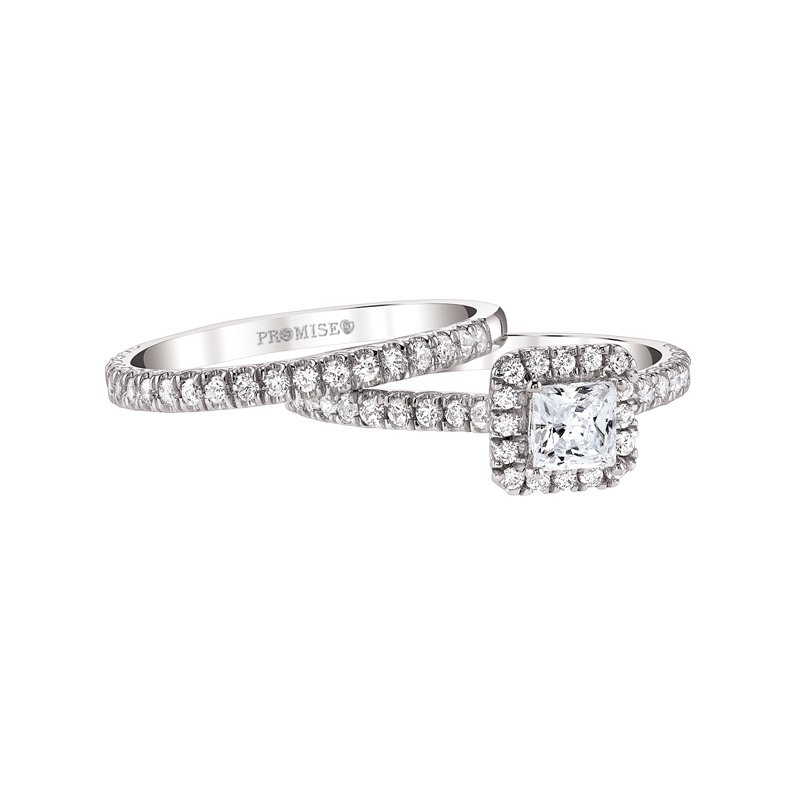 "Love Story Diamonds ""Hillary"" - Promise Collection by Love Story"