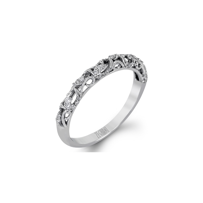 Zeghani ZR917 ENGAGEMENT RING