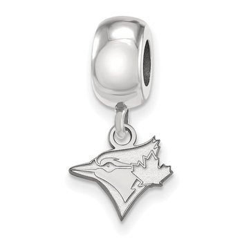 Sterling Silver Toronto Blue Jays MLB Bead