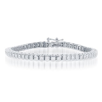 The Lumina Diamond Tennis Bracelet
