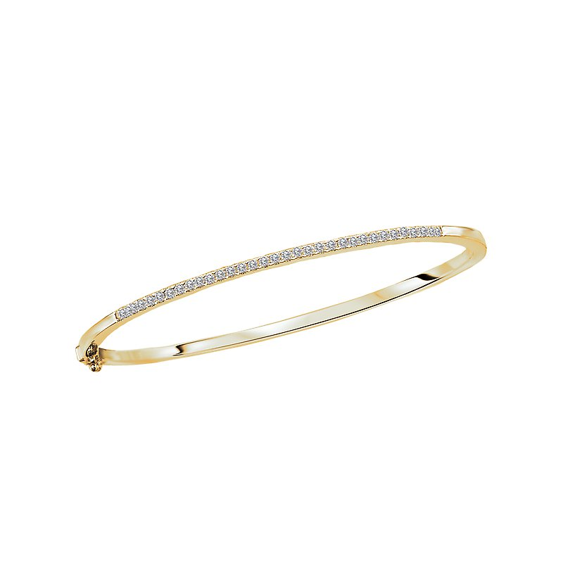Tesoro Ladies Fashion Diamond Bracelet