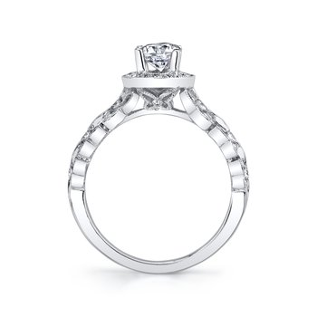 MARS 27091 Engagement Ring, 0.25 Ctw.
