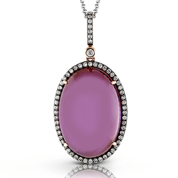 ZP629 COLOR PENDANT