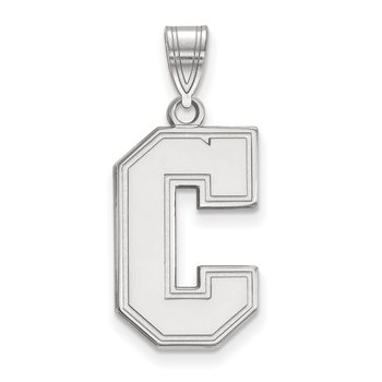 Gold College of Charleston NCAA Pendant