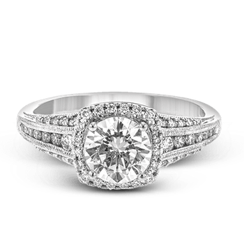 ZR1475 ENGAGEMENT RING
