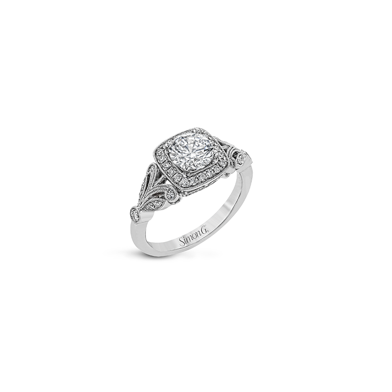 Simon G TR674 ENGAGEMENT RING