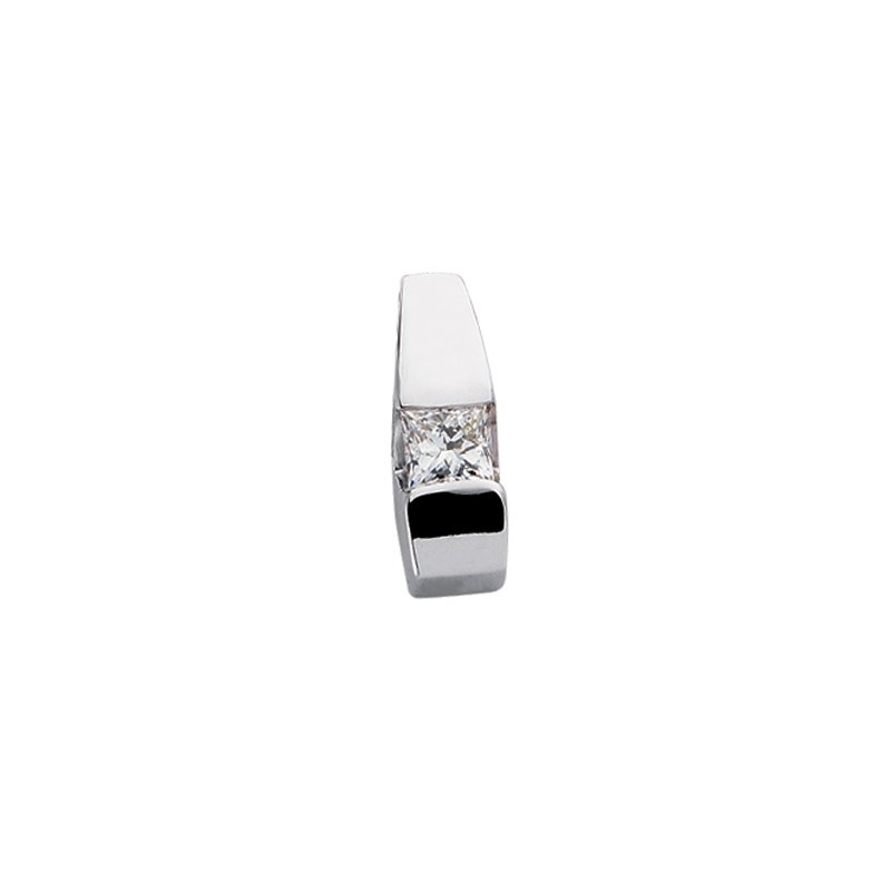 Briana Diamond Princess Pendant