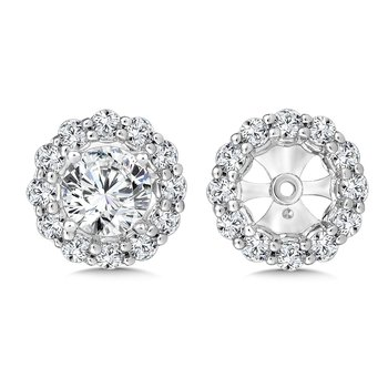 Diamond Earing Jacket ( .96 tw )