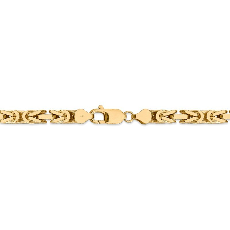 Lester Martin Online Collection 14k 5.25mm Byzantine Chain