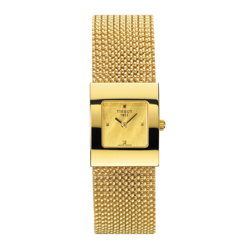 Tissot TISSOT BELLFLOWER LADY 18K GOLD