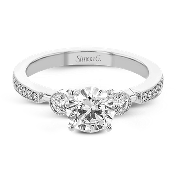 TR799 ENGAGEMENT RING
