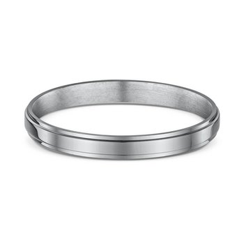 2.5mm Side Cut Wedding Band