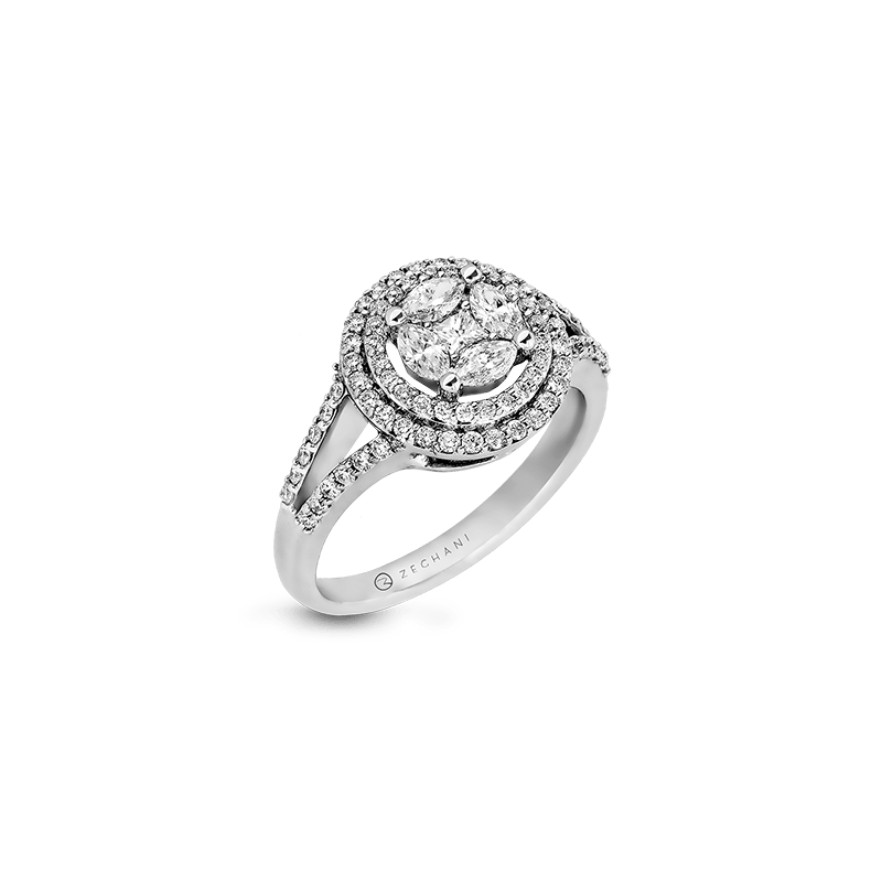 Zeghani ZR902 ENGAGEMENT RING