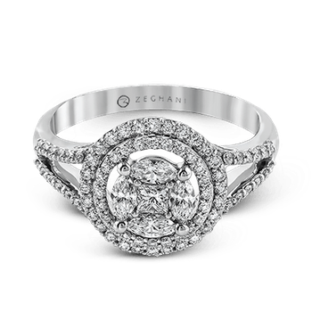 ZR902 ENGAGEMENT RING
