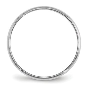 14KW 2mm LTW Half Round Band Size 10