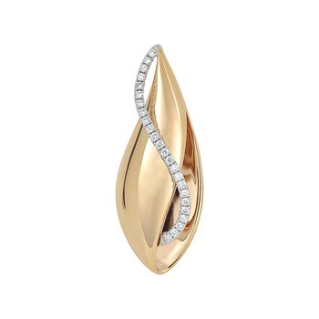 Diamond Fashion Pendant - FDP4777RW
