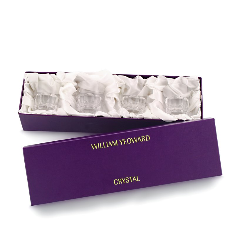 William Yeoward Julia Gift Box Set 4 Shot Glasses