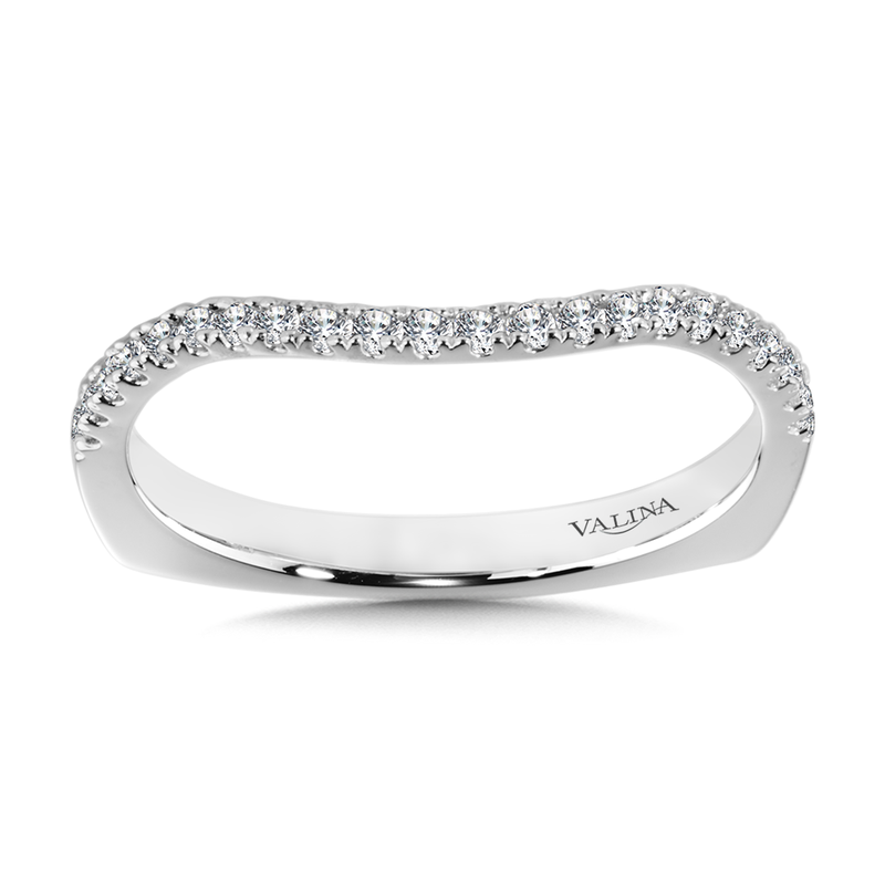 Valina Wedding Band (0.16 ct. tw.)