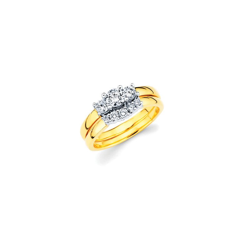 J.F. Kruse Signature Collection Ring Rd P 0.8 P 0.75 Std