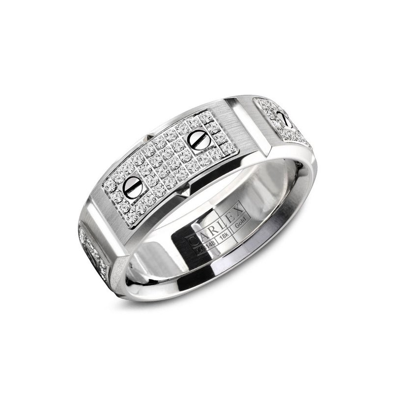 Carlex Carlex Generation 2 Mens Ring WB-9585WW