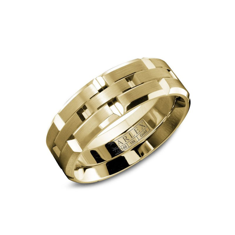 Carlex Carlex Generation 1 Mens Ring WB-9146Y