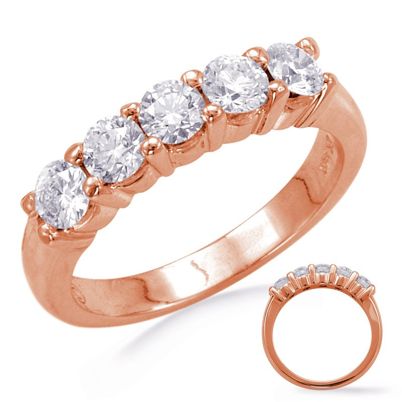 S. Kashi & Sons Bridal Diamond Band Shared Prong
