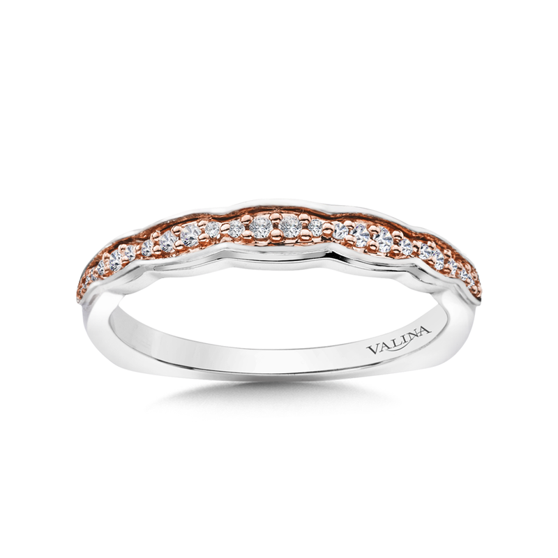 Valina Wedding Band (.11 ct. tw.)