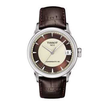TISSOT LUXURY POWERMATIC 80 LADY