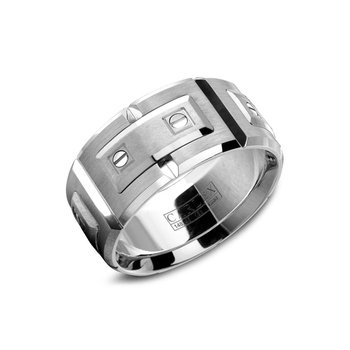 Carlex Generation 2 Mens Ring WB-9850WW