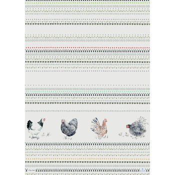 Tea Towels - Set of 4
