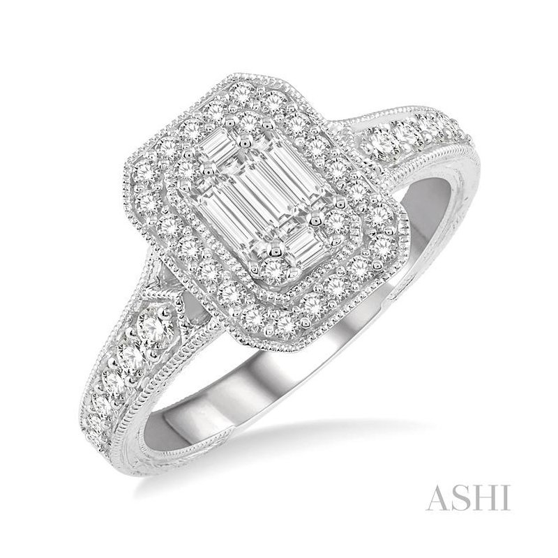 Barclay's Signature Collection fusion diamond ring