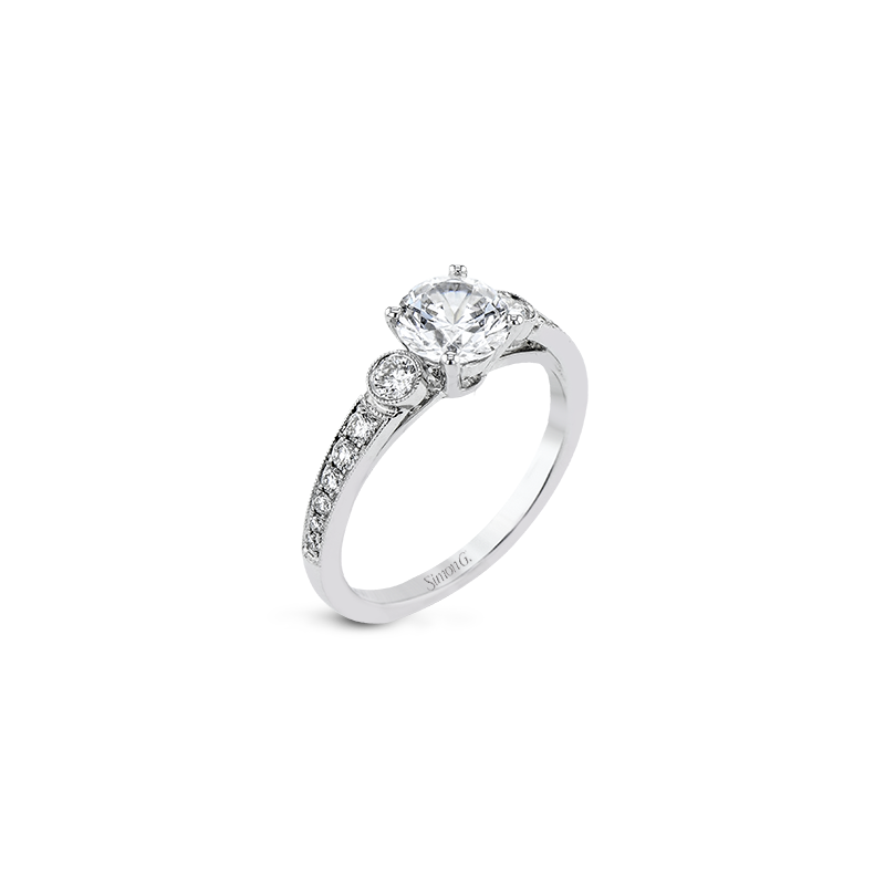 Simon G TR803 ENGAGEMENT RING