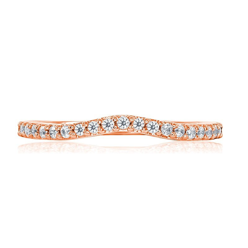Veer Diamonds MONARCH BUTTERFLY MATCHING BAND