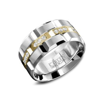 Carlex Generation 1 Mens Ring WB-9166YW