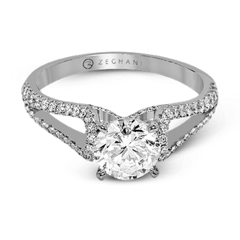 ZR1226 ENGAGEMENT RING