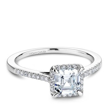 Noam Carver Fancy Engagement Ring B094-01A