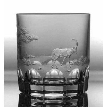 Antilope Double Old Fashioned Glass