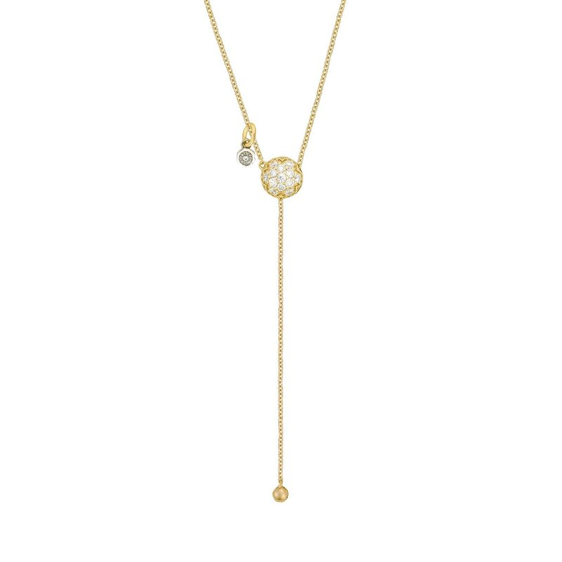 Tacori Fashion Pavé Dew Drop Lariat