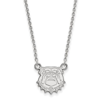 Gold University of Georgia NCAA Necklace