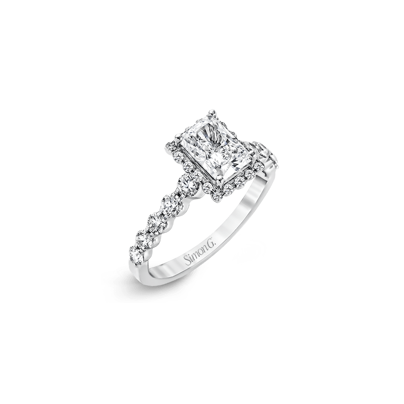 Simon G MR2088 ENGAGEMENT RING