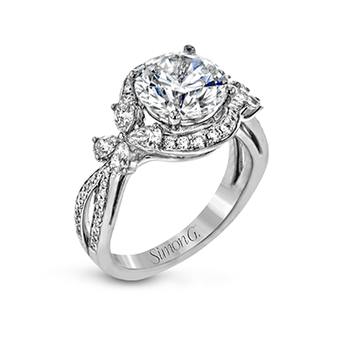 LP2301 ENGAGEMENT RING