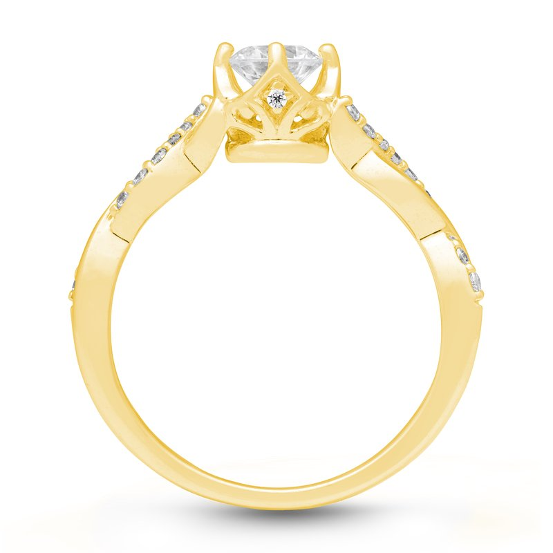 Veer Diamonds AUGUST CROWN RING