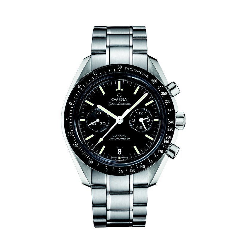 Omega Speedmaster Moonwatch Omega Co-Axial Chronograph