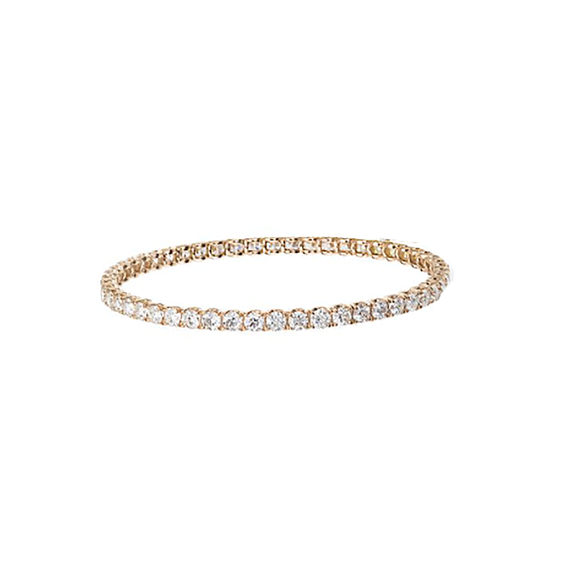 Roberto Coin 18KT GOLD DIAMOND BRACELET