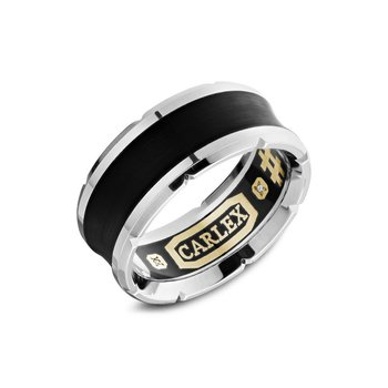 Carlex Generation 4 Mens Ring CX4-0013W-S