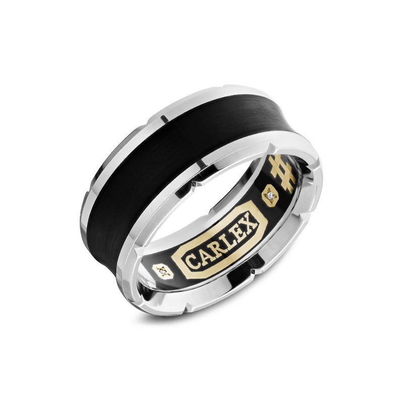 Carlex Carlex Generation 4 Mens Ring CX4-0013W-S