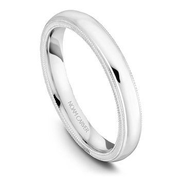 Noam Carver Wedding Band B014-03B